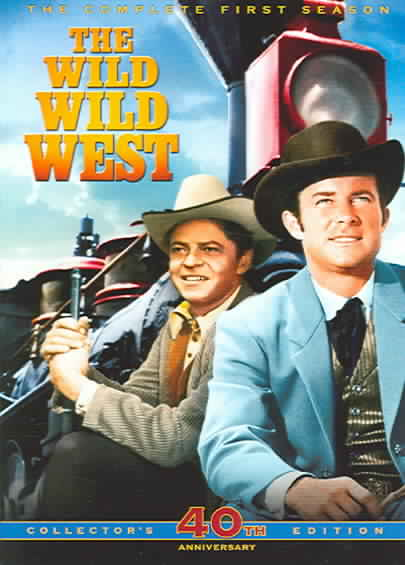 WILD WILD WEST:COMPLETE FIRST SEASON BY WILD WILD WEST (DVD)