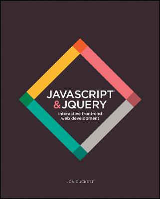 JavaScript & JQuery By Duckett, Jon